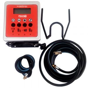 Calibrador Eletrônico de Pneus 145PSI 220V • M4004