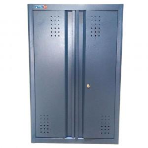 Armário de Parede em Aço com 4 Prateleiras para Ferramentas • FG-179