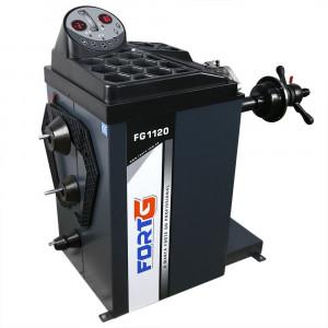Balanceadora de Rodas Automática 220V Monofásica • FG1120