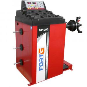 Balanceadora de Rodas Mono 220V Computadorizada Manual • FG1000