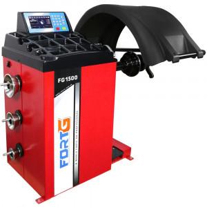 Balanceadora de Rodas com Tela LCD 7 Pol Motorizada Automática Mono 220V • FG1500