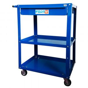 Carrinho para Ferramentas Azul com 1 Gaveta • 70001