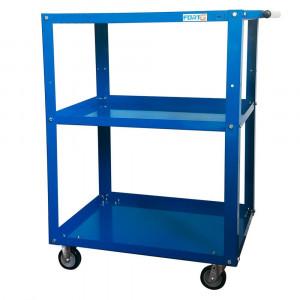 Carro para Ferramentas sem Gavetas Azul • 70000