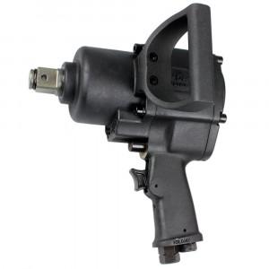 Chave Parafusadeira de Impacto Pneumática com Eixo de 1 Pol. Curta 1.600 Nm • FG3600