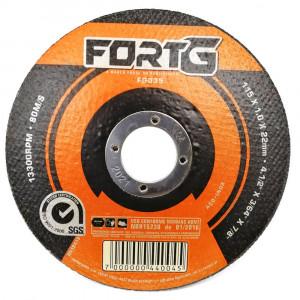 Disco de Corte Fino de Aço Inox 4.1/2 Pol. - 115 x 1.0 x 22mm • FG035