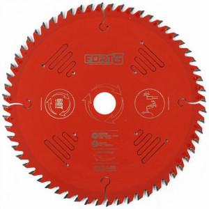Disco de Corte para Serra Circular 185 x 20mm para Madeira com 60 Dentes • FG8327