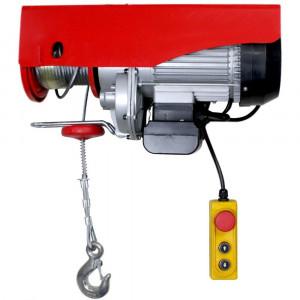 Guincho de Coluna Elétrico Monofásico 500/1000 Kg 220V • FG9550