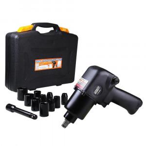 Chave Parafusadeira de Impacto Pneu. 1/2 Pol. FG3300 + Acessórios - Jogo de 13 Peças • FG3300.13