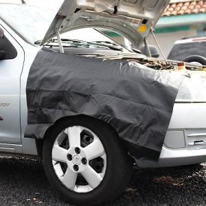 Jogo de Capas para Proteção do Banco e Laterais do Carro com 03 Peças • CAPA/3PCS