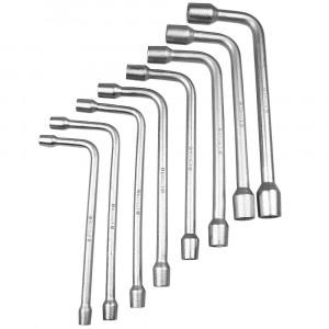 Jogo de Chaves Biela tipo L em Milímetros com 8 Peças • FG8260