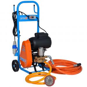Lavadora de Alta Pressão Motor WEG 3CV 420 Libras 28L/min Mono 110/220V com Carrinho • FG041