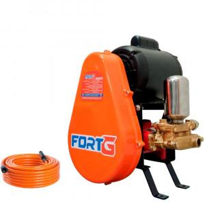 Lavadora de Alta Pressão Motor WEG 3CV 450 Libras 28L/min Mono 110/220V sem Carrinho • FG039