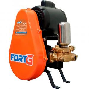 Lavadora de Alta Pressão Motor WEG 1.0 CV 320 Libras 14 L/min Mono 110/220V sem Carrinho • FG171