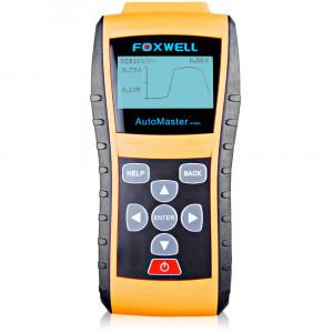 Leitor Códigos de Falhas Scanner Motor, ABS, AIRBAG e Transmissão Foxwell - OBDII e CAN • NT600