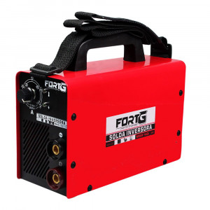 Máquina de Solda Inversora MMA140i 140A Bivolt - 110/220V • FG4132