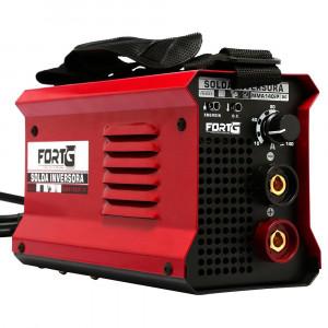 Máquina de Solda Inversora MMA140iP 140A Compacta 220V • FG4513