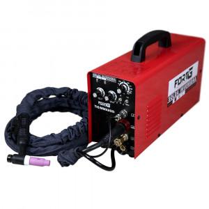 Máquina de Solda Multifuncional - Inversora TIG e MMA TIG200i 200A com Tocha DC Bivolt • FG4313