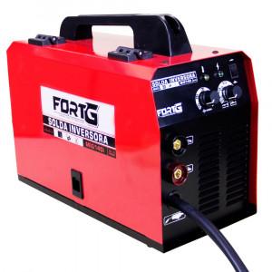 Máquina de Solda Multifuncional MIG140i MMA e MIG/MAG com e sem Gás 220V • FG4512