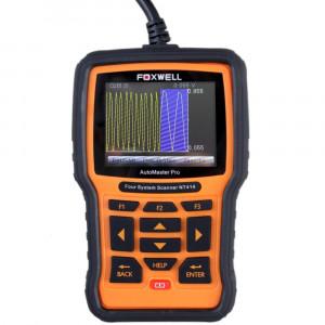 Scanner Automotivo Motor, ABS, AIRBAG e Transmissão Foxwell - OBDII/EOBD e CAN • NT414
