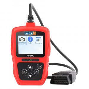 Scanner Leitor de Códigos de Falhas Automotivo OBDII/CAN • FG300