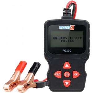 Teste de Bateria Digital Automotivo de 6V e 12V • FG100