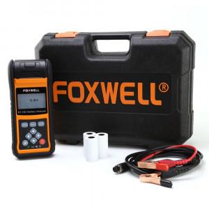 Teste de Bateria Digital com Impressora Térmica Embutida Foxwell • BT780