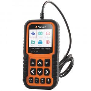 Leitor de Código OBD 2 e Teste de Bateria 2 em 1 FOXWELL • F1000B