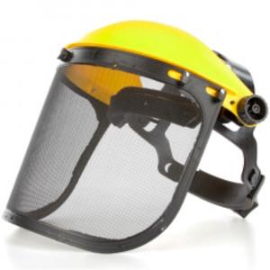 Protetor Facial com Acolchoamento Interno em EVA • FG4002