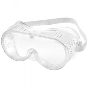 Óculos de Proteção Incolor Tipo Panda • FG4005