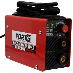 Máquina Inversora de Solda MMA 100A com Acessórios • FG4010