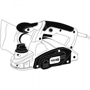Plaina Elétrica 720W 82mm • FG2560/220V